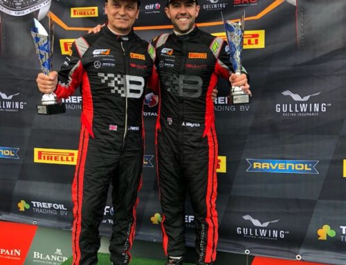 Victory for Andy Meyrick and Bullitt Racing