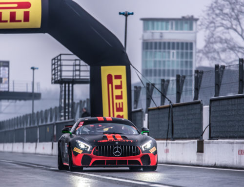 Andy Meyrick Set For Season Opener At Monza With Bullitt Racing