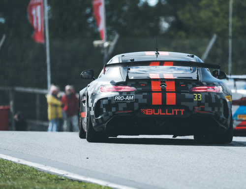 Strong Pace And Championship Points For Andy Meyrick And Bullitt Racing